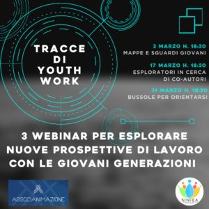Tracce di Youth Work